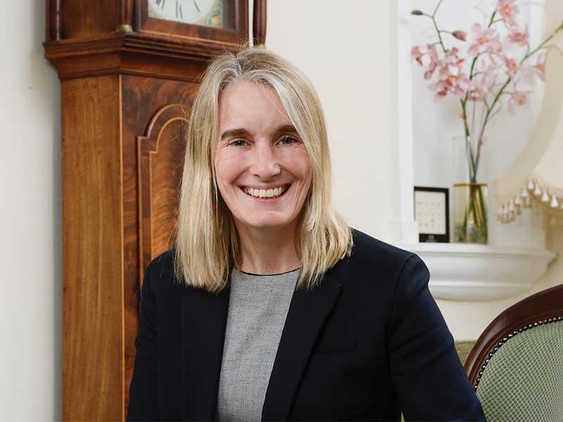 Anne Beckett-Allen, Rosedale Training