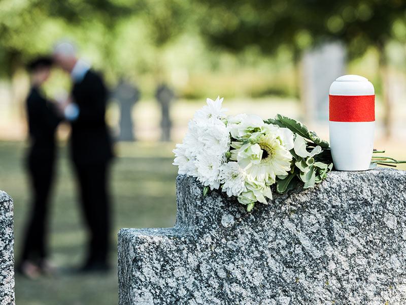 First Class Funeral